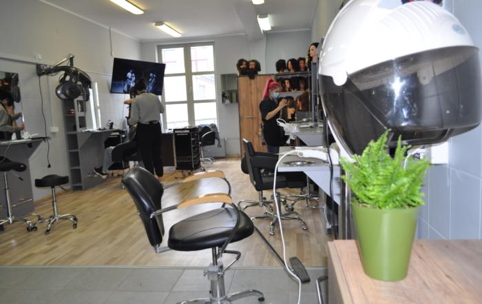 Pracownia fryzjerska