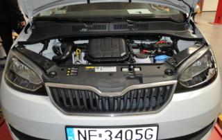 Pracownia mechaniki i diagnostyki samochodowej