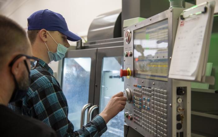 Pracownia CNC